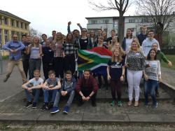 """31.3 - 02.04.2017: Vorbereitungsworkshop """"Südafrika"""" für Schülerinnen und Schüler"""