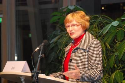 12.12.2012: Leadership im neuen Südafrika – Wie geht es weiter? Vortrag und Diskussion mit Helen Zille, Berlin (inkl. Podcast)