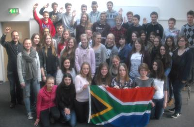 """20.-22.03.2015: Vorbereitungsseminar """"Südafrika"""" für Schülerinnen und Schüler"""