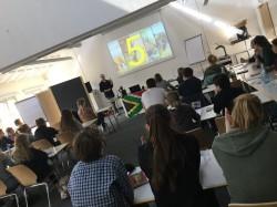 """13.-15.04.2018: Vorbereitungsworkshop """"Südafrika"""" für Schülerinnen und Schüler"""